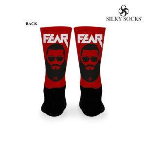 Silky Socks - Fear the Beard