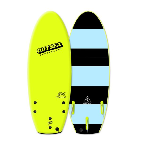 Lemon - -54 special -catch surf - softboards- south africa