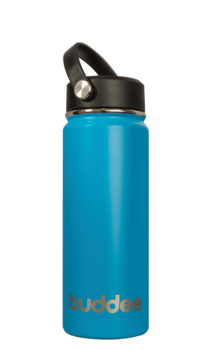 530ml Buddee Bottle WM - Sky Blue