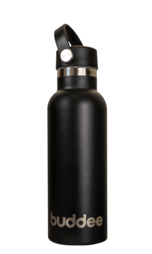 530ml Buddee Bottle SM - Black