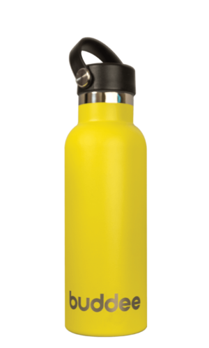 530ml Buddee Bottle SM - Sunshine