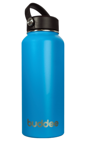 960ml Buddee Bottle WM - Sky Blue