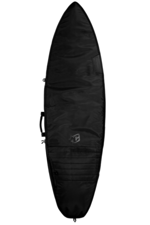 """6'7"""" SHORTBOARD DAY USE : BLACK BLACK-creatures-of-leisure-surf-accessories-leashes-grips-bags-darkstar-south-africa"""