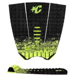 MICK FANNING : BLACK FADE LIME-creatures-of-leisure-surf-accessories-leashes-grips-bags-darkstar-south-africa
